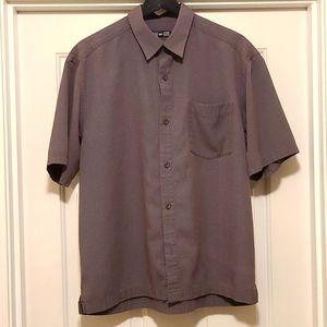 REI short sleeve button up shirt